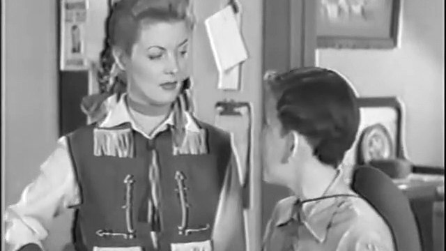 "Classic TV Westerns - Annie Oakley - ""Annie and The Texas Sandman"" (1954)"