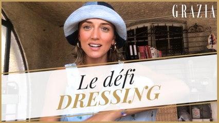 Une pièce responsable en 6 looks tendances : Hemma Lange relève le défi dressing Grazia (vidéo)