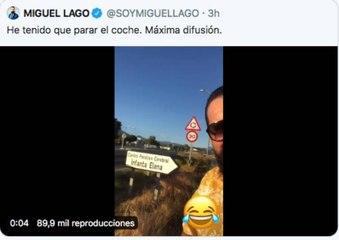 El pogre Miguel Lago se ríe de los enfermos con parálisis cerebral