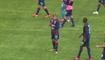 Loup Hervieu a disputé ses premières minutes en équipe professionnelle lors de SMCaen 1-0 AC Ajaccio (J2 Ligue 2 BKT)