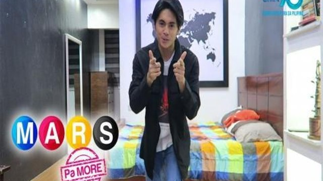 """Mars Pa More: Get grooving with Miguel Tanfelix's """"Banana Dance"""" challenge 