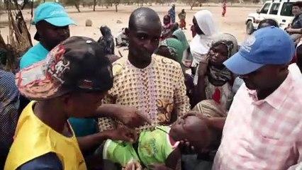 Santé : la fin de la poliomyélite en Afrique