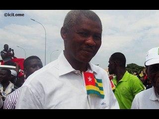 Nathaniel Olympio: Faure Gnassingbé n'est pas un président de la République