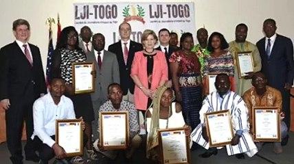 Togo : Lancement du concours Lauriers du journalisme d'impact