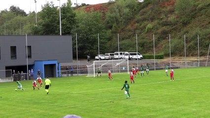 U17 : les buts de la victoire 7-0 contre Monistrol