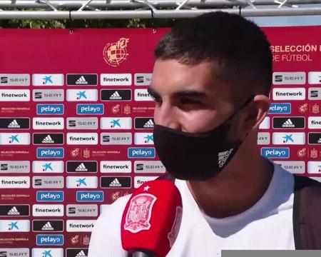 Espagne - Torres et Reguilon impatients de débuter avec la Roja