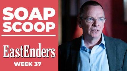 EastEnders Soap Scoop! Ian's secret is exposed