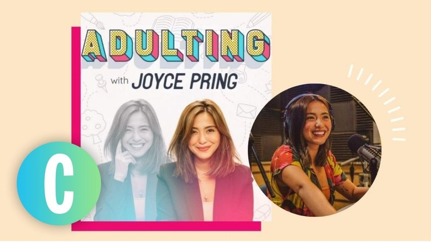 Joyce Pring's Podcast Might Have The Answers You Need If You're Struggling With Adulting