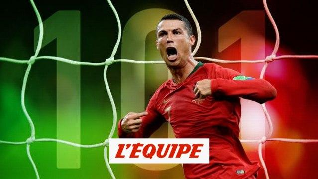 Comment Cristiano Ronaldo a franchi la barre des 100 buts - Foot - POR