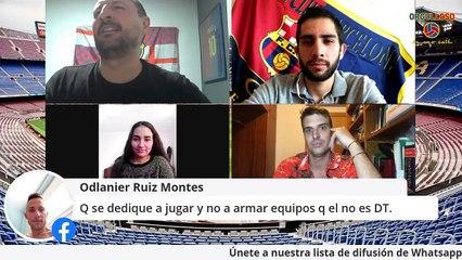 Leo Messi se ausenta por segunda vez ¿Carta de libertad o negociación de su salida?_