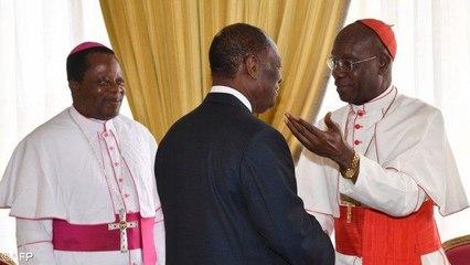 """L'église catholique ivoirienne juge """"pas   nécessaire"""" la candidature de M. Ouattara"""