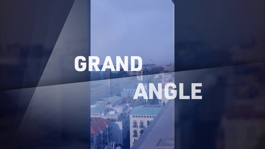 GRAND ANGLE EDITION SPECIALE LIBAN