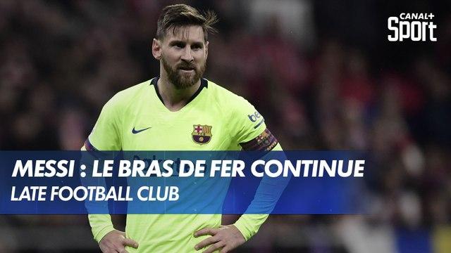 Barcelone : le fantôme de Lionel Messi
