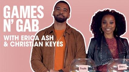Erica Ash & Christian Keyes Got Jokes   Games N' Gab