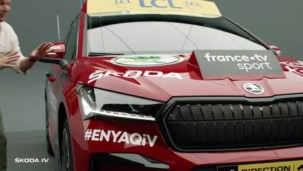 Skoda Enyaq iV : le SUV 100% électrique Skoda