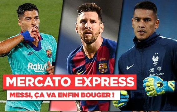 Mercato Express : Le père de Messi à Barcelone !