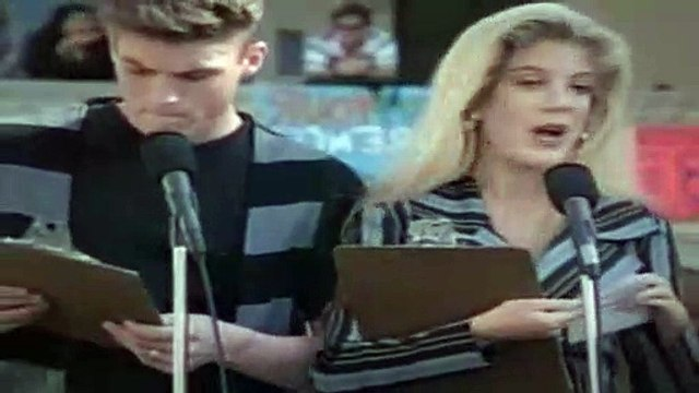 Beverly Hills BH90210 Season 3 Episode 25