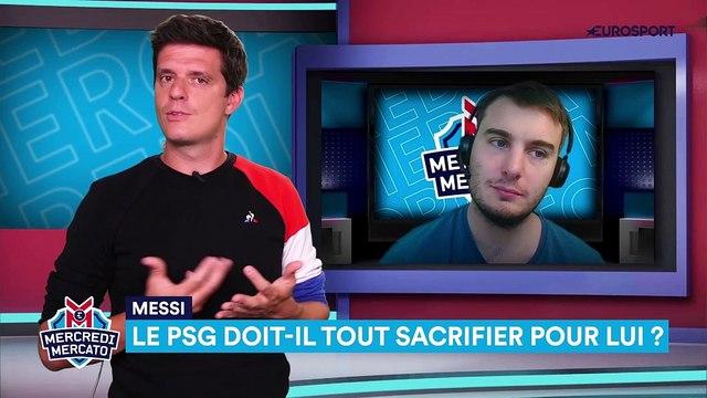 A fond pour Messi quitte à sacrifier le reste : le pari insensé du PSG