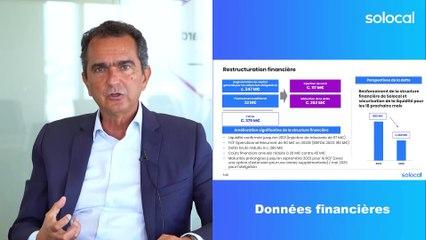 Partie 2  - Données Financières