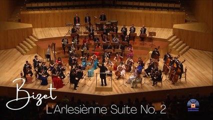 Orquesta Reino de Aragón - Bizet: L'Arlésienne Suite No. 2