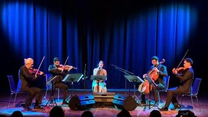 Anadolu Quartet & Mehtap Arslanargun - Lêylê Xanê