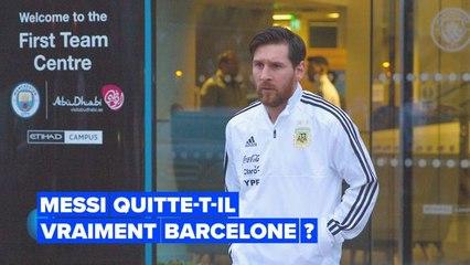 Barcelone laissera-t-il Messi partir sans dédommagement ?