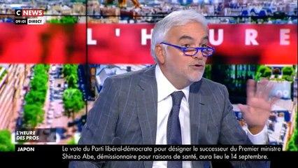 """""""C'est ça, la vraie soumission !"""" : Pascal Praud dézingue LCI après l'éviction de Geoffroy Lejeune de l'antenne"""