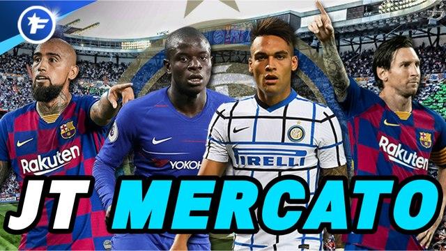 Journal du Mercato : l'Inter continue d'être agressif, l'AC Milan dans sa dernière ligne droite