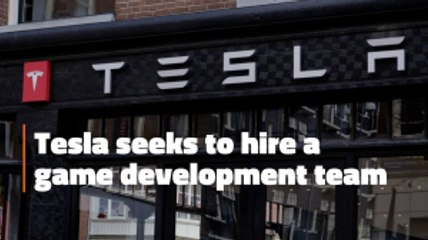 Tesla Ventures Into Gaming