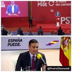 Pedro Sánchez culpa a los ciudadanos de los contagios de coronavirus