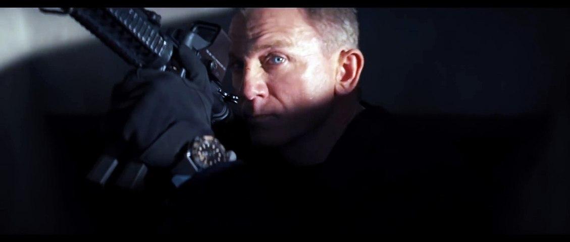 James Bond NO TIME TO DIE Movie - Teaser Trailer