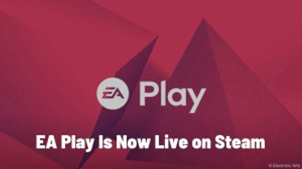 EA Play Officially On Steam