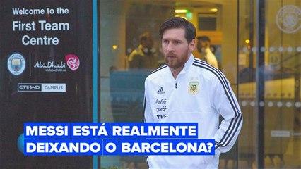 Será que o Barcelona vai deixar Messi partir sem lutar por ele?