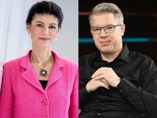 Bei Maischberger: Wagenknecht und Thelen zoffen sich wegen Corona-App