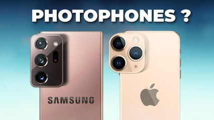 Comparatif photo : Galaxy Note 20 Ultra VS iPhone 11 Pro
