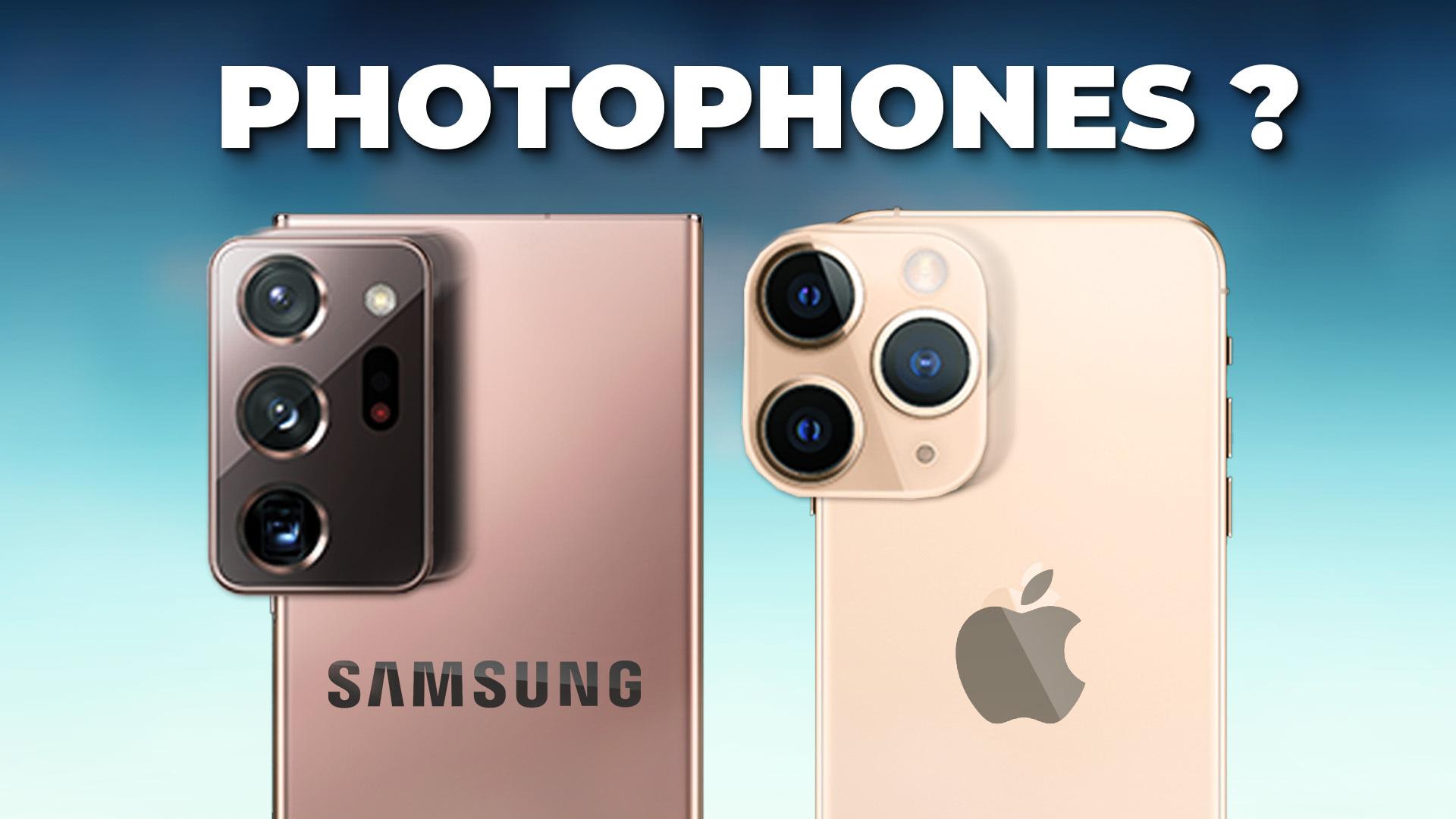 Comparatif photo : Galaxy Note 20 Ultra VS iPhone 11 Pro