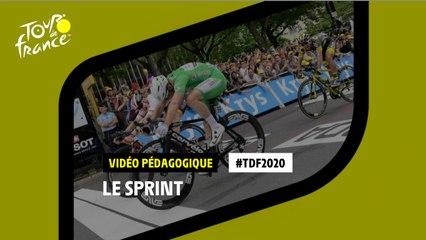 #TDF2020  Découvrez la mise en place du sprint final !