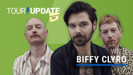 Work From Home: Biffy Clyro