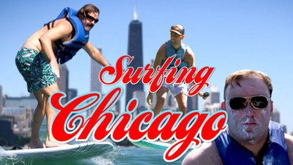 SURFING CHICAGO Feat. White Sox Dave and Dante