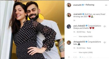 Congratulation Virat Kohli & Anushka Sharma | Good News | Virushka To Become Parents