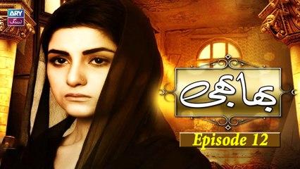 Bhabhi Episode 12 - ARY Zindagi Drama