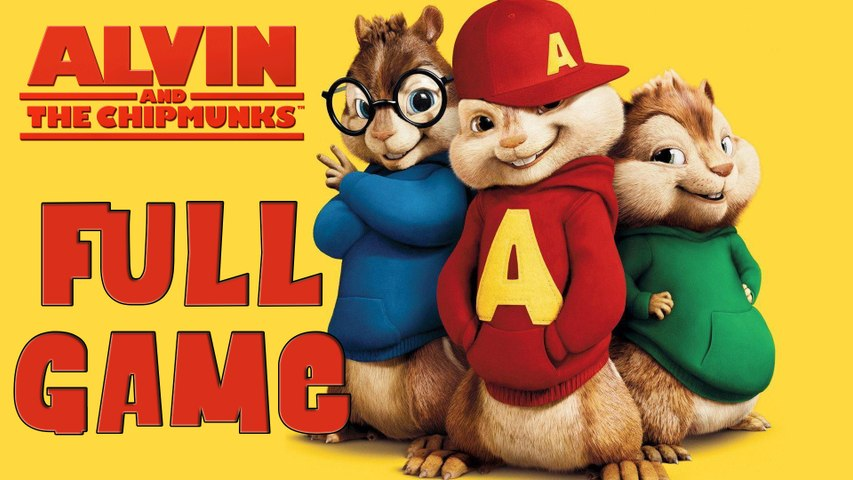 Alvin and the Chipmunks FULL GAME Longplay (Wii, PS2, PC)