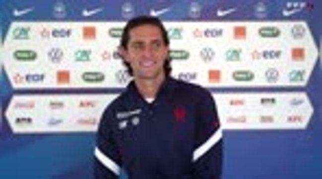 """France - Rabiot : ''Il n'y a jamais eu de refus de jouer à un poste"""""""