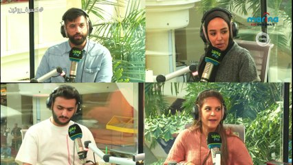 علي نجم و دانة السريع و طلال سام و بيبي عبدالمحسن   #كسرة_روتين 03-09-2020