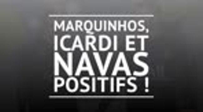 PSG - Covid-19 : Marquinhos, Navas et Icardi également positifs !