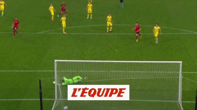 Le résumé d'Ukraine-Suisse en vidéo - Foot - Ligue des nations