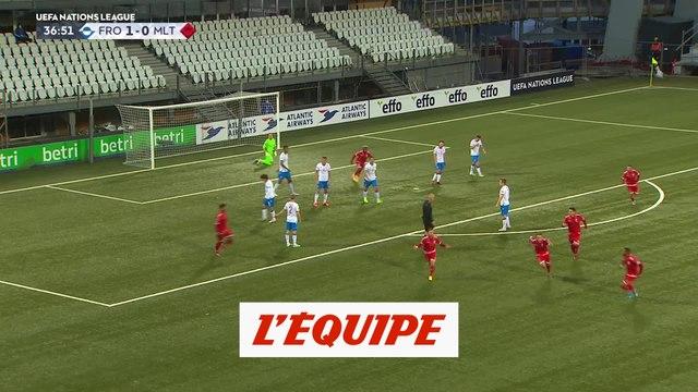 Tous les buts de la soirée - Foot - Ligue des nations