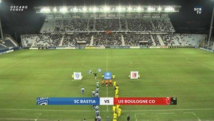 SC Bastia 0-1 US Boulogne CO : Le résumé