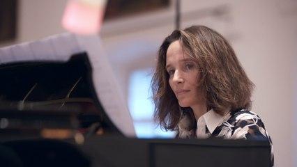 Hélène Grimaud - Silvestrov: The Messenger (For Piano Solo)