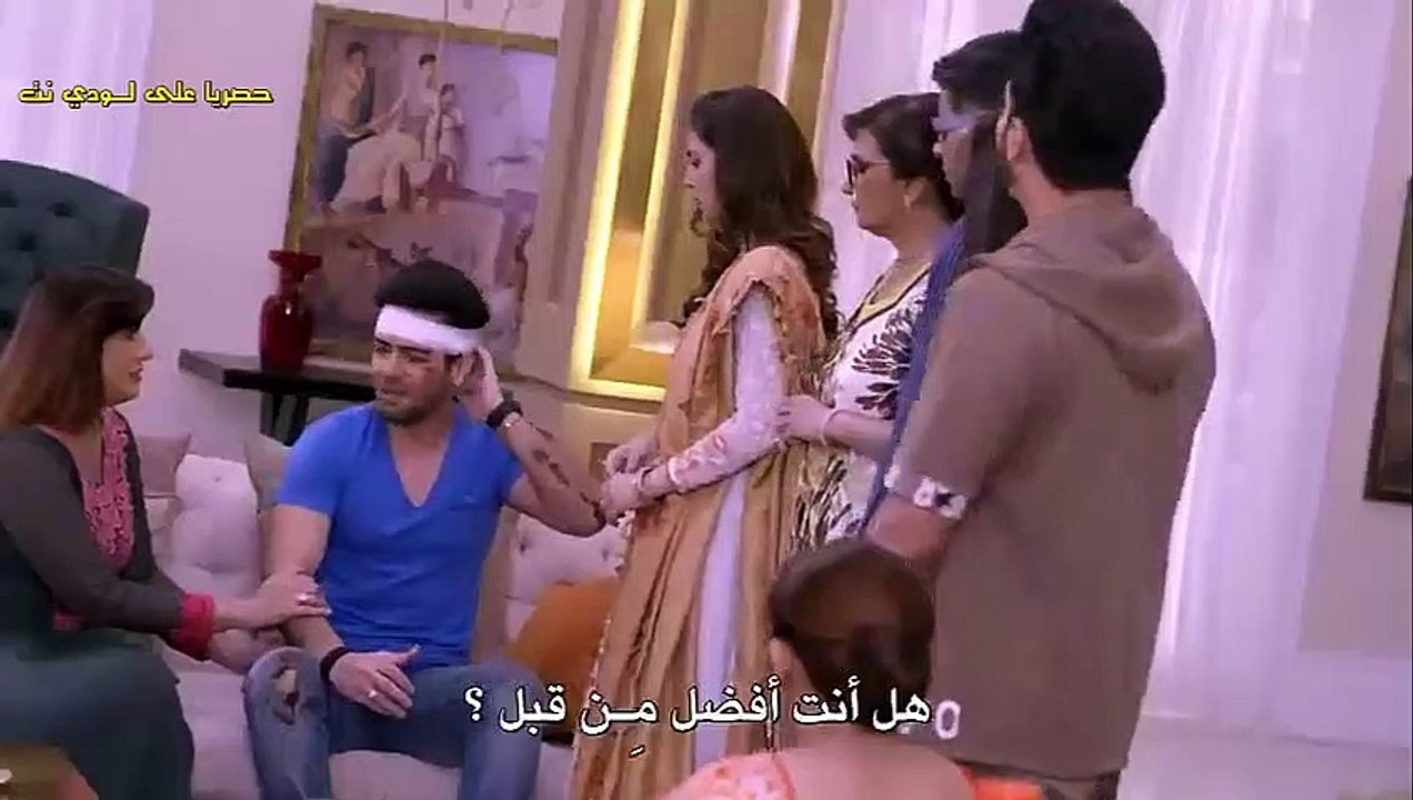 hayat 9albi  الحلقة 124  مترجمة